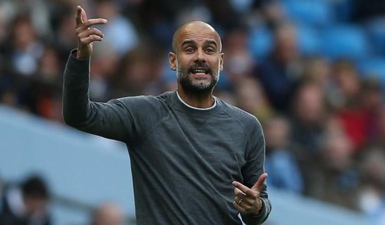 """Manchester City manager Pep Guardiola says his side """"are not ready"""" to win the Champions League"""