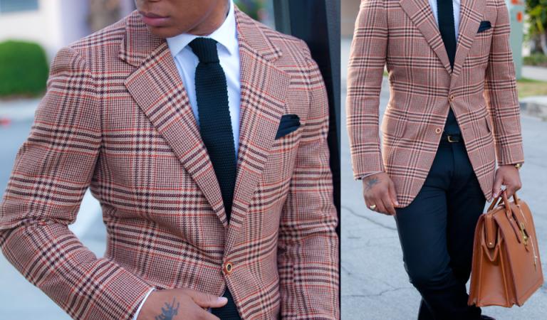 MEN'S CORNER: 4 Tips On How To Rock Suits In A Wavy Way (PHOTOS)