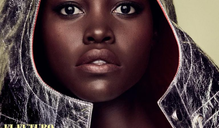 """It took a lot of people to build the blocks that have made me who I am today"" – Lupita Nyong'o lands Vogue Spain Cover"