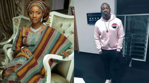 Did You Know That Simi Was All Over Twitter Pestering Don Jazzy To Listen To Her EP 4 Years Ago? (SEE)