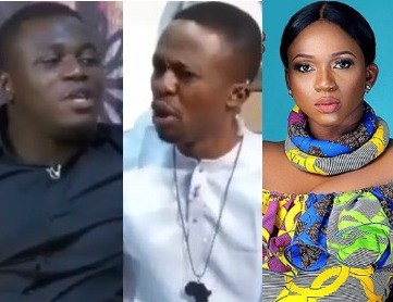 """This is disgusting"" – Waje reacts to video of two grown men insisting 5-year-old girls are sexual beings and can get men aroused"