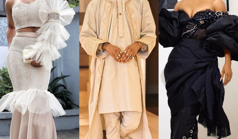 Our Best Outfits From 'Chief Daddy' Premiere Last Night (Photos)