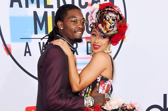In Shocking Video, Cardi B Announces Separation From Offset After Few Months Of Marriage (WATCH)