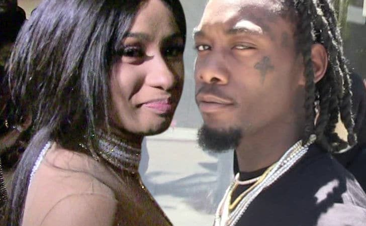BREAKING: Cardi B Officially Back Together with Offset, He Vows No More Groupies