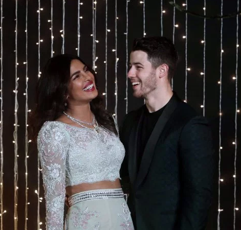 Priyanka Chopra says she 'freaked out' and had a panic attack right before marrying Nick Jonas