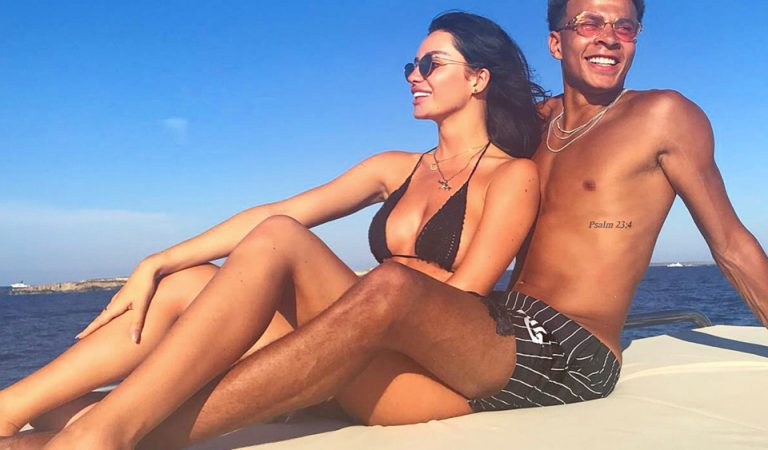 Tottenham star Dele Alli dumps girlfriend of 2 years and moves onto another woman almost immediately