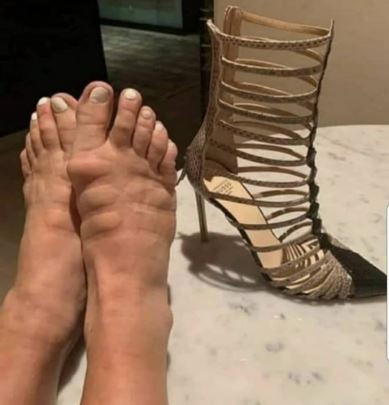 Ladies, would you still rock this shoe after this type of experience?