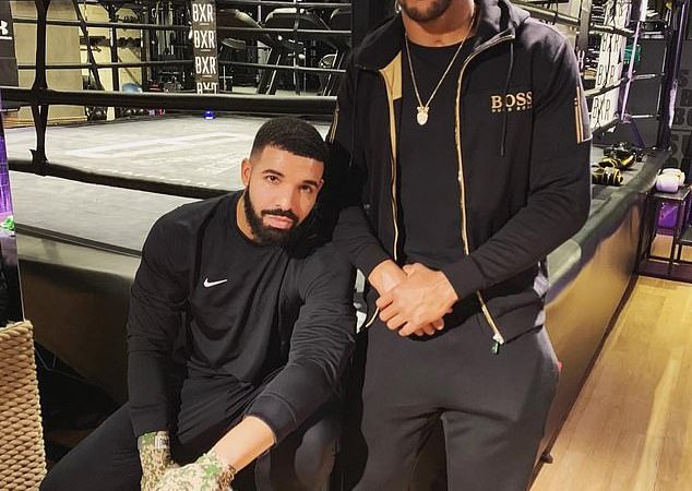 Ladies if you had to pick one, Drake or Anthony Joshua?
