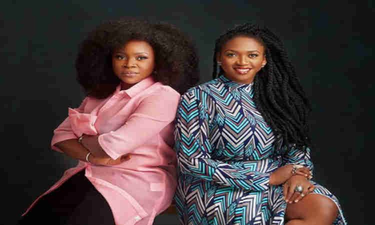 Waje, Omawumi speak on the secret of their friendship of over 10 years
