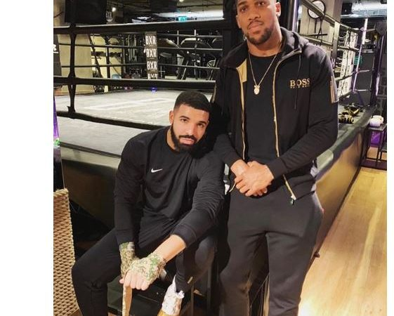 'It is real, I took a picture with Drake before Miller got banned' – Anthony Joshua confirms he's a victim of the rapper's 'curse'