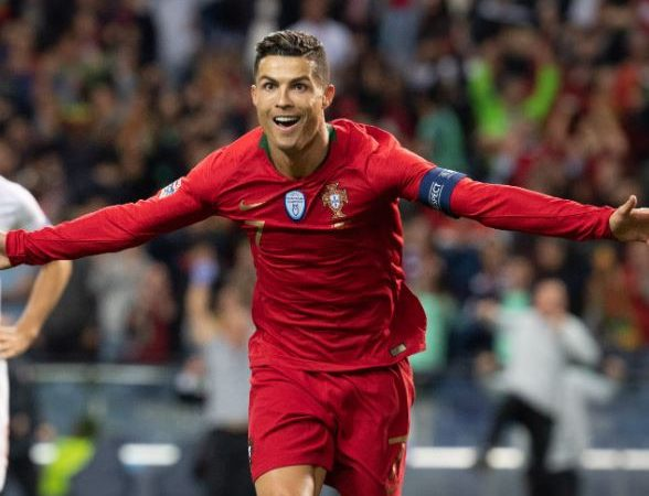 Cristiano Ronaldo scores 53rd hat-trick of his career as Portugal decimates Switzerland in Nations League final