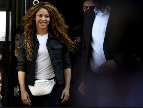 Shakira appears in Spanish court over alleged tax fraud