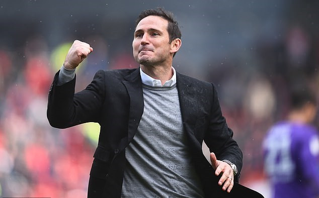 Chelsea legend, Frank Lampard set 'to be appointed as new coach at Stamford Bridge