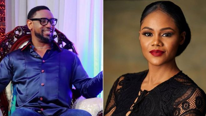 We are not aware of Busola's petition- Police