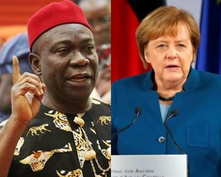 48 hours after Ekweremadu's attack, German government deports new batch of Nigerian migrants