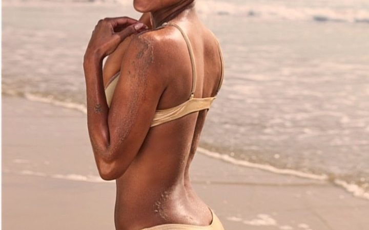 Check out Meagan Good's epic response to follower who criticized her for wearing a bikini despite being a pastor's wife