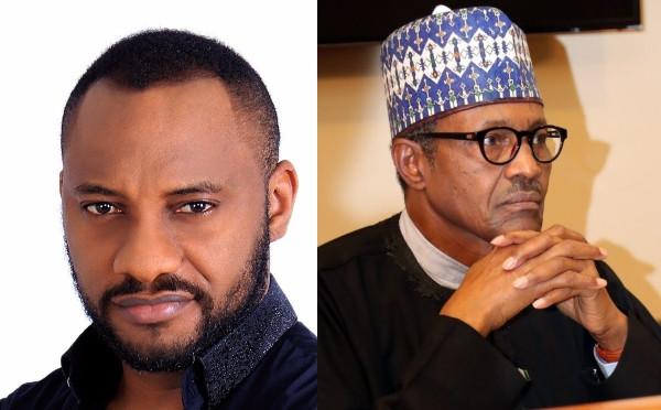 Yul Edochie mocks Nigerian Judiciary and Buhari