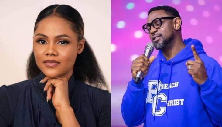 Adesuwa Onyenokwe alleges a Pregnant Married Woman was also a Victim of Biodun Fatoyinbo's Sexual Assault | Watch