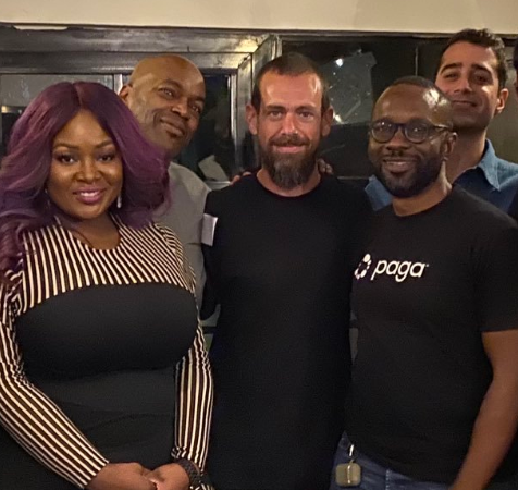 Twitter CEO, Jack Dorsey Arrives Nigeria (Photo)