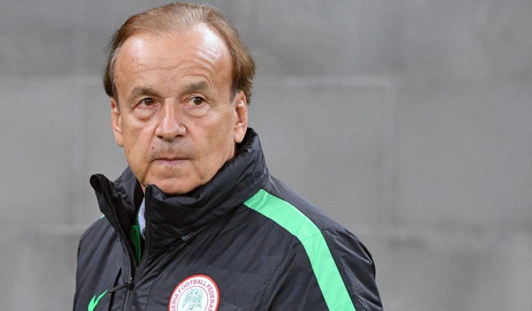 Don't compare Benin to Brazil' – Gernot Rohr warns Super Eagles ahead of AFCON qualifier
