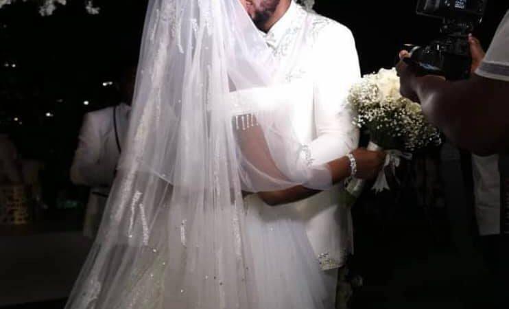 #BamTeddy2019: More photos and videos from BamBam and Teddy A's white wedding in Dubai