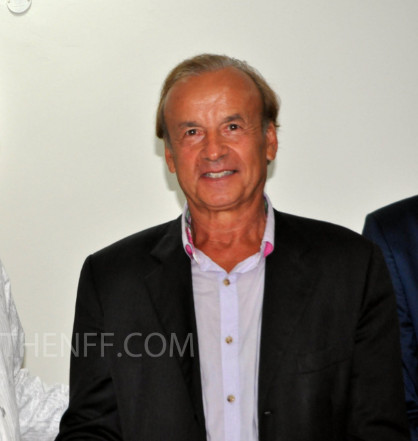 Gernot Rohr makes List of World's Top 20 National Team Coaches
