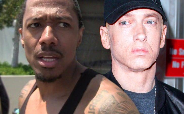 Nick Canon Drops Eminem Diss Track 'The Invitation,' RIP Nick Trending