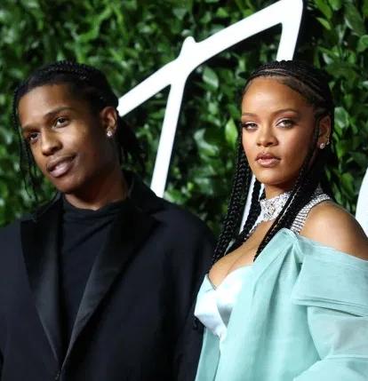 Rihanna is 'dating rapper A$AP Rocky' following split from Saudi billionaire Hassan Jameel