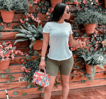 """""""My camel toe has more fans than I do and it's sweet in the middle – Toke Makinwa responds"""
