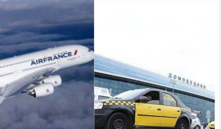 Air France and Russia suspend flights over Iraq and Iran airspace