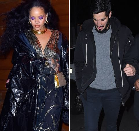 Rihanna's billionaire ex-boyfriend, Hassan Jameel is allegedly reaching out to news sites to take down pictures of them