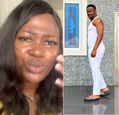 """Actress Monica Friday drags actor Zubby Michael for saying Organizers of AMVCA are """"Yorubas"""" and didn't recognize the """"pillars of Nollywood"""""""