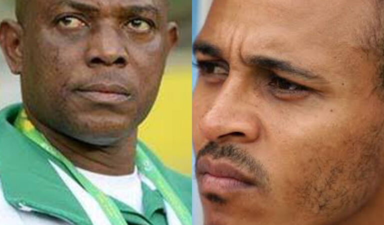 'He was out of breath a lot' – Osaze Odemwingie speaks about late Stephen Keshi's health during Brazil World Cup