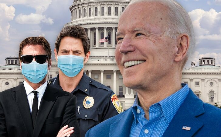 Biden's Inauguration Will Use Pricey Security Company To Secure Event..They Mean Business