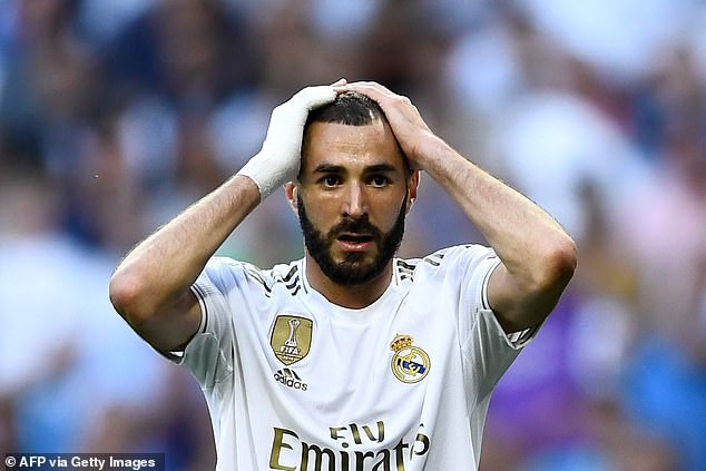 Real Madrid striker, Karim Benzema to face trial for his alleged involvement in blackmailing former France teammate, Matthieu Valbuena in a 'sex tape' scandal