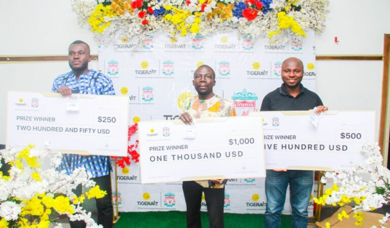 TigerWit Africa Trains 840 Nigerians in Financial Market, Awards three participants 1,750 dollars