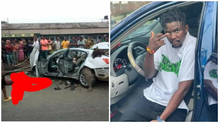 Horribly tragic incident: 5 Friends Die In A Car Accident While Retuning From Nightclub In Port Harcourt